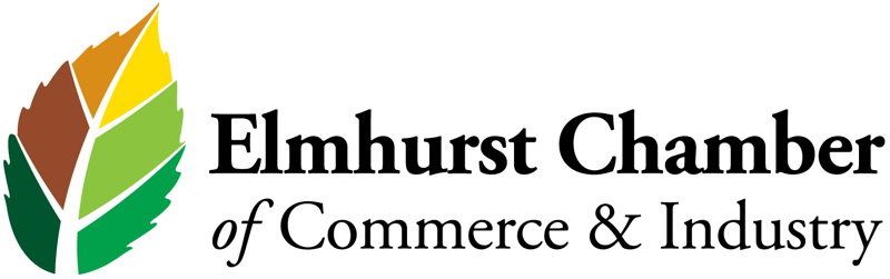 Elmhurst Chamber of Commerce logo