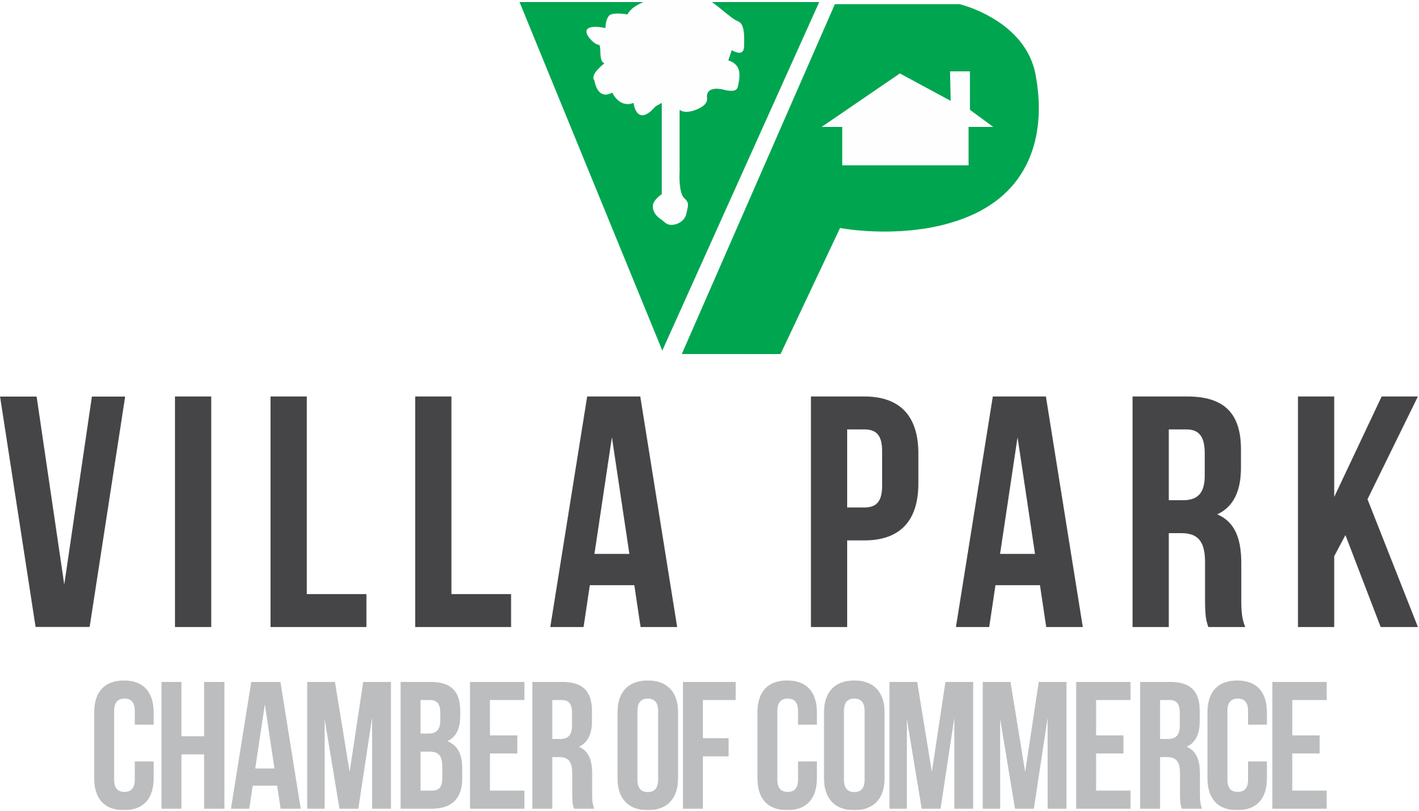 Villa Park Chamber of Commerce logo