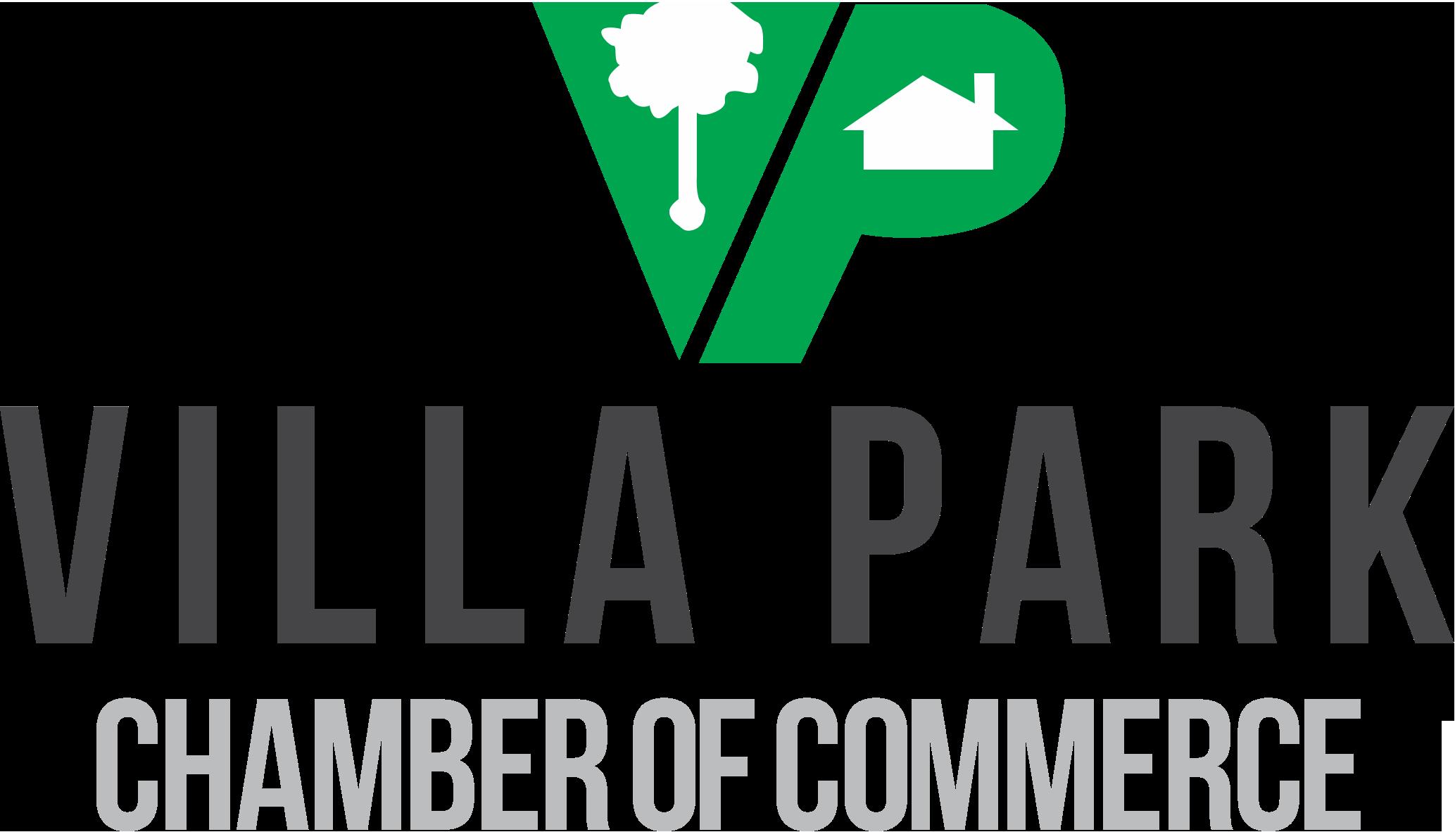 Villa Park Chamber of Commerce logo
