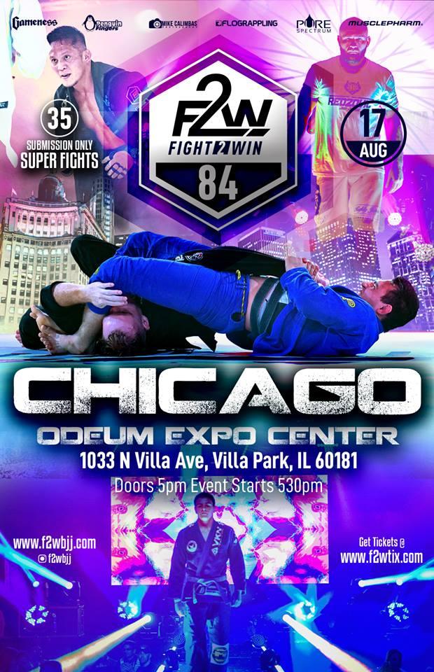 Fight To Win, Odeum Expo Center, Villa Park, IL, wrestling, submission wrestling, sports