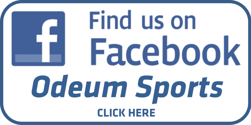 Find us on Facebook Odeum Sports