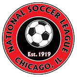 Image of the National Soccer League logo