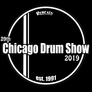 Chicago Drum Show 2019 logo