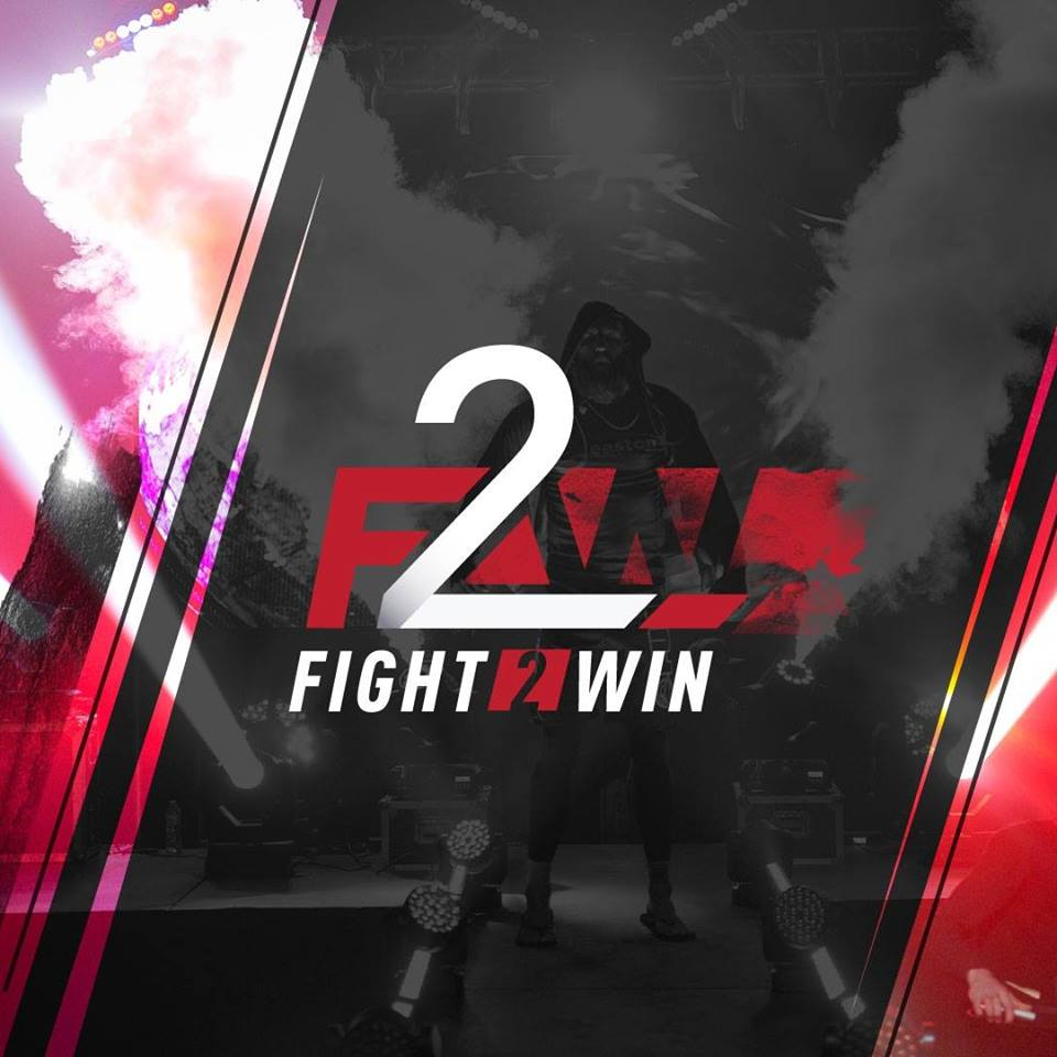Fight 2 Win logo