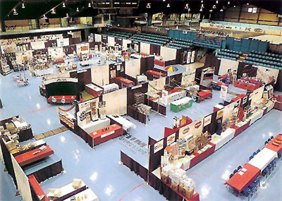 Odeum Expo Trade Show Hall