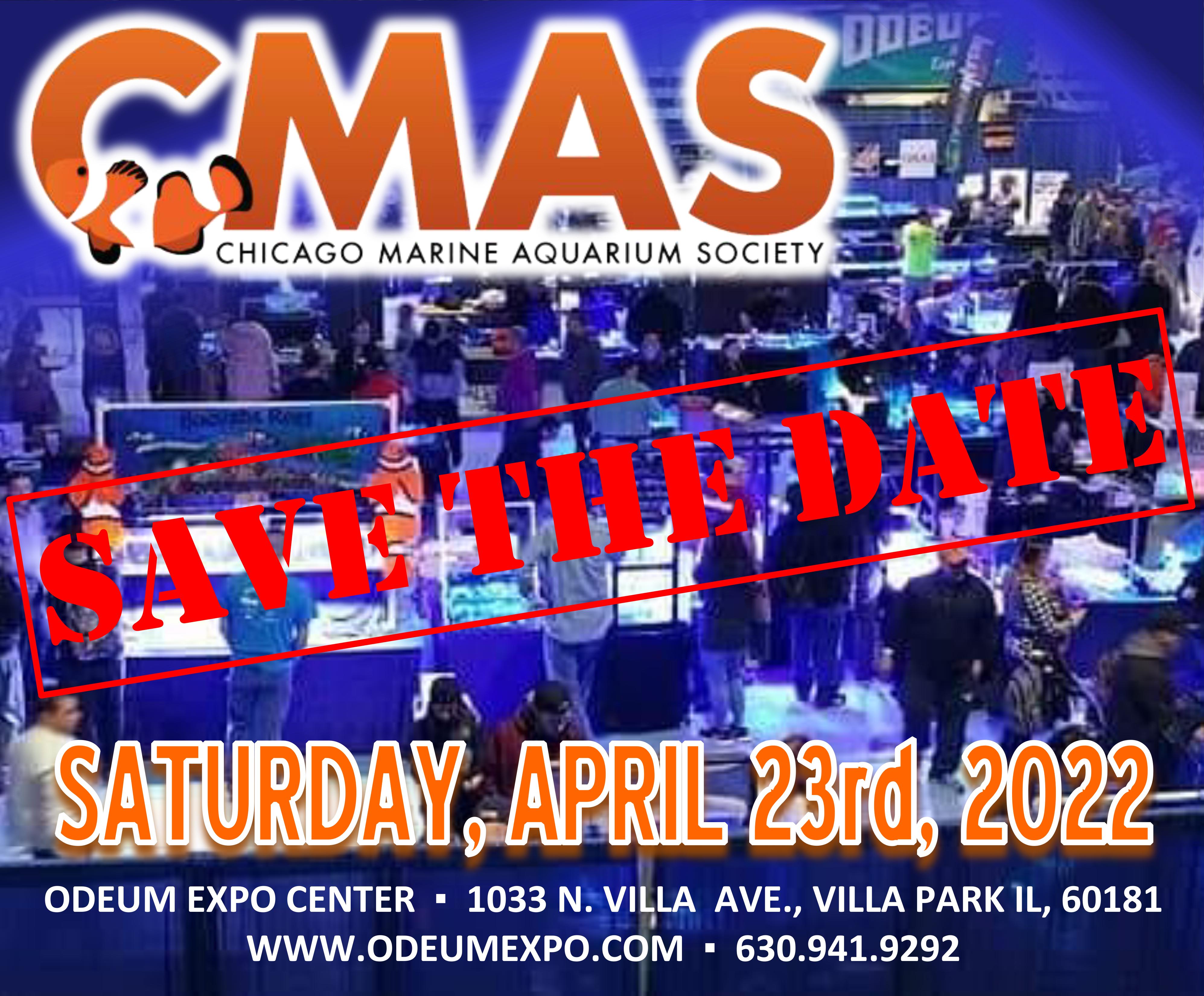 Logo for CMAS Frag Swap 2022
